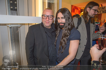 Kinopremiere ´The Salzburg Story´ - Metro Kino Kulturhaus, Wien - Do 31.01.2019 - CONCHITA (Wurst; Tom NEUWIRTH), Jürgen HÖRL31
