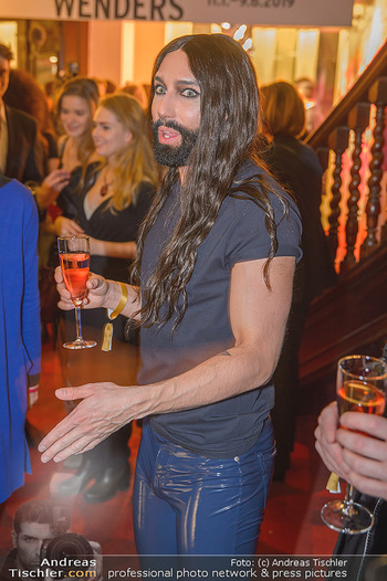 Kinopremiere ´The Salzburg Story´ - Metro Kino Kulturhaus, Wien - Do 31.01.2019 - CONCHITA (Wurst; Tom NEUWIRTH)34