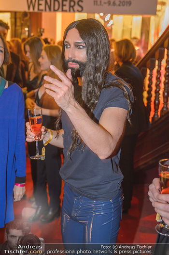 Kinopremiere ´The Salzburg Story´ - Metro Kino Kulturhaus, Wien - Do 31.01.2019 - CONCHITA (Wurst; Tom NEUWIRTH)35