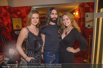 Kinopremiere ´The Salzburg Story´ - Metro Kino Kulturhaus, Wien - Do 31.01.2019 - CONCHITA (Wurst; Tom NEUWIRTH), Anna MIKL37