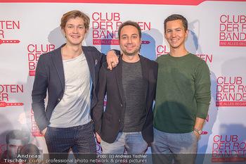 Kinopremiere ´Club der roten Bänder - wie alles begann´ - Cineplexx Donauplex - Mi 06.02.2019 - Tim Oliver SCHULTZ, Damien HARDUNG, Felix BINDER5