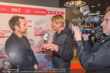 Kinopremiere ´Club der roten Bänder - wie alles begann´ - Cineplexx Donauplex - Mi 06.02.2019 - Dominic HEINZL interviewt Felix BINDER18