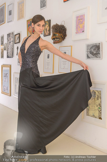 Kleidanprobe Maria Yakovleva - Atelier Silvia Schneider - Mo 11.02.2019 - Maria YAKOVLEVA8