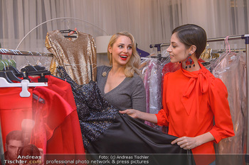 Kleidanprobe Maria Yakovleva - Atelier Silvia Schneider - Mo 11.02.2019 - Maria YAKOVLEVA, Silvia SCHNEIDER25