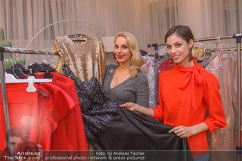 Kleidanprobe Maria Yakovleva - Atelier Silvia Schneider - Mo 11.02.2019 - Maria YAKOVLEVA, Silvia SCHNEIDER26