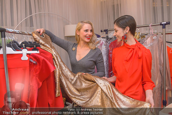 Kleidanprobe Maria Yakovleva - Atelier Silvia Schneider - Mo 11.02.2019 - Maria YAKOVLEVA, Silvia SCHNEIDER27