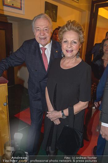 Seitenblicke Night Tour Gala - Interspot Studios - Mo 11.02.2019 - Harald und Mausi Ingeborg SERAFIN13