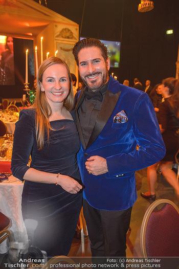 Seitenblicke Night Tour Gala - Interspot Studios - Mo 11.02.2019 - Clemens UNTERREINER, Maria GROßBAUER26