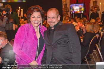Seitenblicke Night Tour Gala - Interspot Studios - Mo 11.02.2019 - Suzanne HARF, Gery KESZLER65