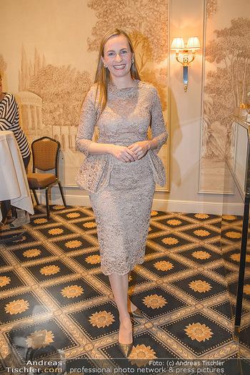 Couture Salon - Hotel Bristol Wien - Di 12.02.2019 - Maria GROßBAUER (GROSSBAUER)12