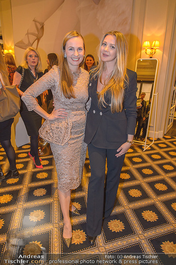 Couture Salon - Hotel Bristol Wien - Di 12.02.2019 - Maria GROßBAUER (GROSSBAUER), LASKARI24