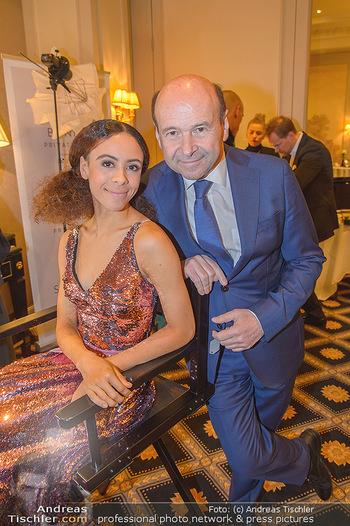 Couture Salon - Hotel Bristol Wien - Di 12.02.2019 - Nikisha FOGO, Dominique MEYER26