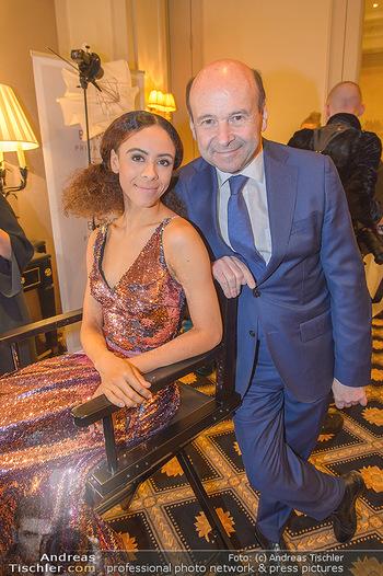 Couture Salon - Hotel Bristol Wien - Di 12.02.2019 - Nikisha FOGO, Dominique MEYER27
