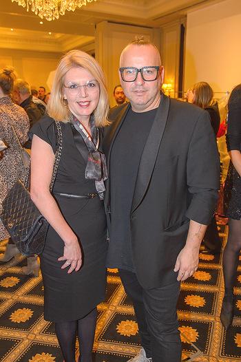 Couture Salon - Hotel Bristol Wien - Di 12.02.2019 - Jürgen Christian HÖRL, Liane SEITZ39