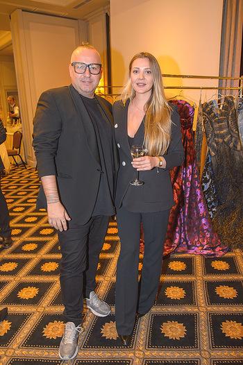 Couture Salon - Hotel Bristol Wien - Di 12.02.2019 - Jürgen Christian HÖRL, LASKARI40