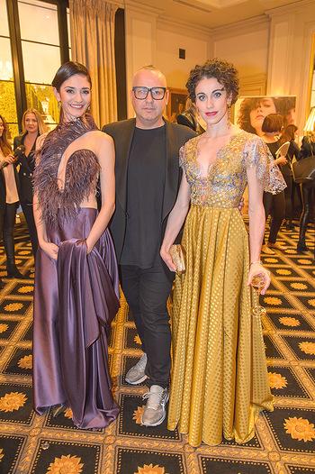 Couture Salon - Hotel Bristol Wien - Di 12.02.2019 - Alice FIRENZE, Jürgen Christian HÖRL, Ketevan PAPAVA45