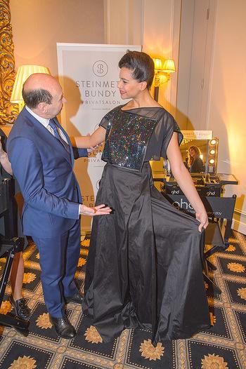 Couture Salon - Hotel Bristol Wien - Di 12.02.2019 - Dominique MEYER, Rebecca HORNER50