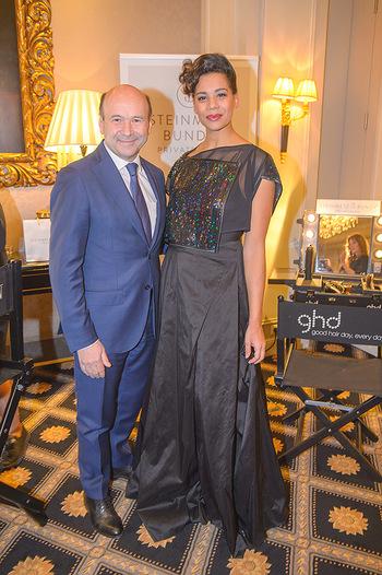 Couture Salon - Hotel Bristol Wien - Di 12.02.2019 - Dominique MEYER, Rebecca HORNER51