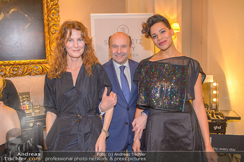 Couture Salon - Hotel Bristol Wien - Di 12.02.2019 - Michel MEYER, Dominique MEYER, Rebecca HORNER52