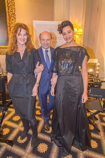 Couture Salon - Hotel Bristol Wien - Di 12.02.2019 - Michel MEYER, Dominique MEYER, Rebecca HORNER53