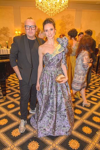 Couture Salon - Hotel Bristol Wien - Di 12.02.2019 - Jürgen Christian HÖRL, Liudmila KONOVALOVA54
