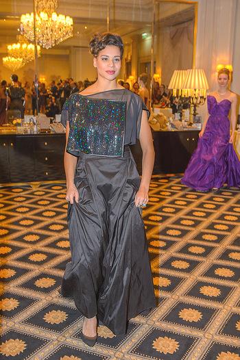 Couture Salon - Hotel Bristol Wien - Di 12.02.2019 - Rebecca HORNER61
