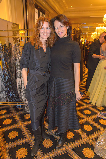 Couture Salon - Hotel Bristol Wien - Di 12.02.2019 - Michel MEYER, Anelia PESCHEV71