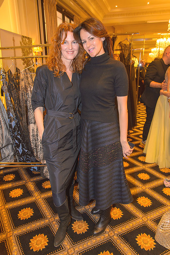 Couture Salon - Hotel Bristol Wien - Di 12.02.2019 - Michel MEYER, Anelia PESCHEV72