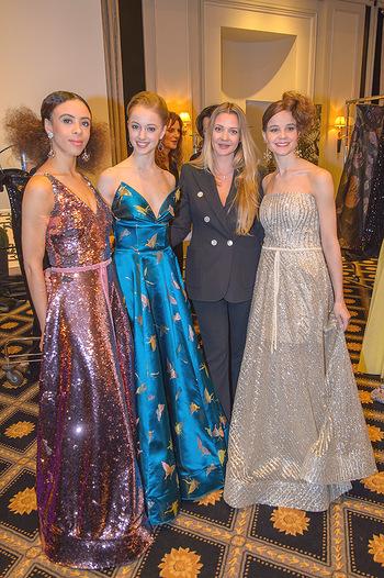 Couture Salon - Hotel Bristol Wien - Di 12.02.2019 - Nikisha FOGO, Natascha MAIR, LASKARI, Nina TOLONI73