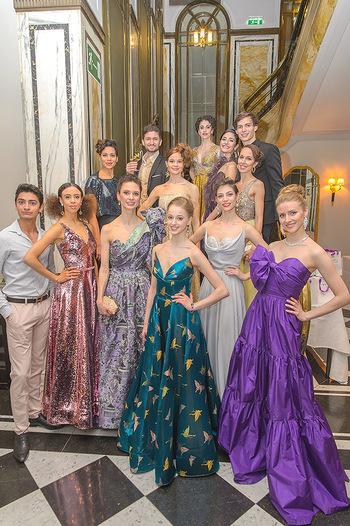 Couture Salon - Hotel Bristol Wien - Di 12.02.2019 - Solotänzer und Solotänzerinnen der Wiener Staatsoper85