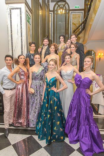 Couture Salon - Hotel Bristol Wien - Di 12.02.2019 - Solotänzer und Solotänzerinnen der Wiener Staatsoper86