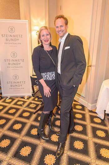 Couture Salon - Hotel Bristol Wien - Di 12.02.2019 - Hannes STEINMETZ, Vanessa STEINMETZ- BUNDY94