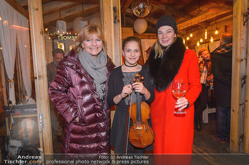 Winter Closing - Moet & Chandon Chalet - Di 12.02.2019 - Eva RADINGER, Allegra TINNEFELD, Valentine SANS14