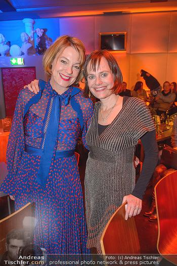 Premiere ´Pathos´ von Angelika Niedetzky - CasaNova, Wien - Mi 13.02.2019 - Elke WINKENS, Nina BLUM42