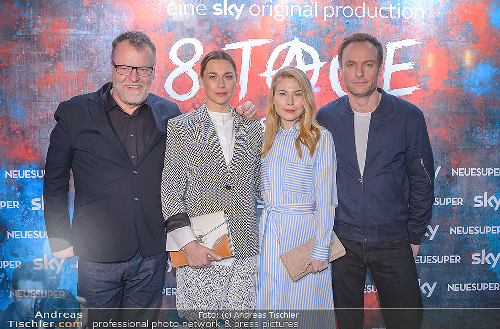 Kinopremiere ´8 Tage´ - 2019-02-14 - Urania Kino Wien