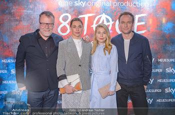 Kinopremiere ´8 Tage´ - Urania Kino Wien - Do 14.02.2019 - Nora VON WALDSTÄTTEN, Christiane PAUL, Mark WASCHKE, Stefan RUZ1