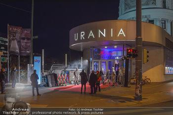 Kinopremiere ´8 Tage´ - Urania Kino Wien - Do 14.02.2019 - 2