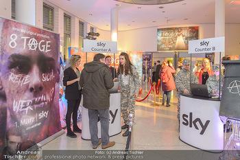Kinopremiere ´8 Tage´ - Urania Kino Wien - Do 14.02.2019 - 4