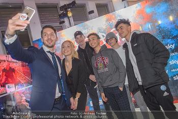 Kinopremiere ´8 Tage´ - Urania Kino Wien - Do 14.02.2019 - 13