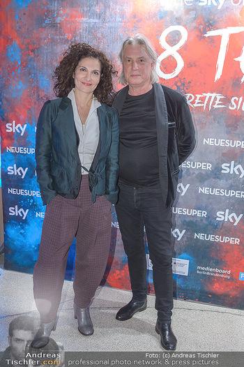 Kinopremiere ´8 Tage´ - Urania Kino Wien - Do 14.02.2019 - Proschat MADANI, Harald SICHERITZ22