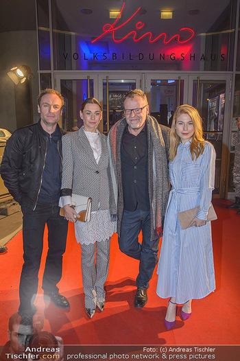 Kinopremiere ´8 Tage´ - Urania Kino Wien - Do 14.02.2019 - Nora VON WALDSTÄTTEN, Christiane PAUL, Mark WASCHKE, Stefan RUZ24