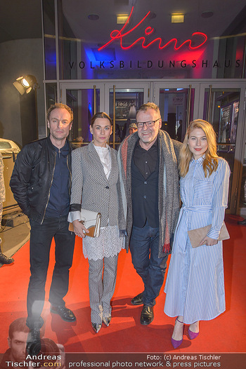 Kinopremiere ´8 Tage´ - Urania Kino Wien - Do 14.02.2019 - Nora VON WALDSTÄTTEN, Christiane PAUL, Mark WASCHKE, Stefan RUZ25
