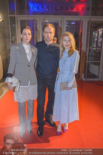 Kinopremiere ´8 Tage´ - Urania Kino Wien - Do 14.02.2019 - Nora VON WALDSTÄTTEN, Christiane PAUL, Mark WASCHKE26