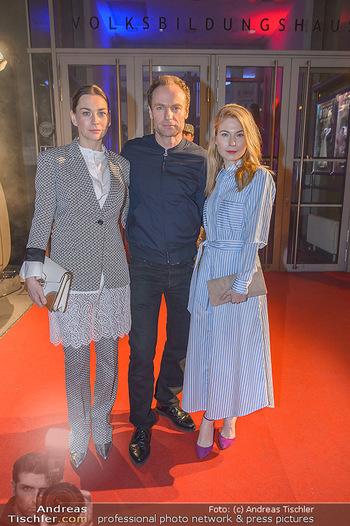 Kinopremiere ´8 Tage´ - Urania Kino Wien - Do 14.02.2019 - Nora VON WALDSTÄTTEN, Christiane PAUL, Mark WASCHKE27