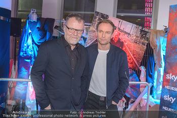 Kinopremiere ´8 Tage´ - Urania Kino Wien - Do 14.02.2019 - Stefan RUZOWITZKY, Mark WASCHKE35
