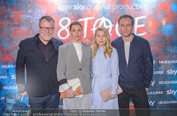 Kinopremiere ´8 Tage´ - Urania Kino Wien - Do 14.02.2019 - Nora VON WALDSTÄTTEN, Christiane PAUL, Mark WASCHKE, Stefan RUZ40