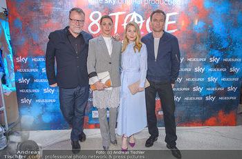 Kinopremiere ´8 Tage´ - Urania Kino Wien - Do 14.02.2019 - Nora VON WALDSTÄTTEN, Christiane PAUL, Mark WASCHKE, Stefan RUZ41