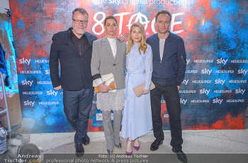 Kinopremiere ´8 Tage´ - Urania Kino Wien - Do 14.02.2019 - Nora VON WALDSTÄTTEN, Christiane PAUL, Mark WASCHKE, Stefan RUZ42