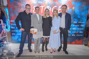 Kinopremiere ´8 Tage´ - Urania Kino Wien - Do 14.02.2019 - Nora VON WALDSTÄTTEN, Christiane PAUL, Mark WASCHKE, Stefan RUZ63