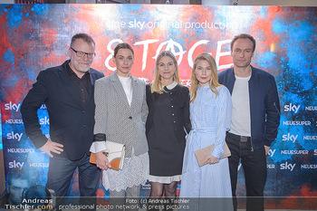 Kinopremiere ´8 Tage´ - Urania Kino Wien - Do 14.02.2019 - Nora VON WALDSTÄTTEN, Christiane PAUL, Mark WASCHKE, Stefan RUZ64